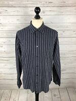 ARMANI Shirt - Size Large - Striped - Great Condition - Men's