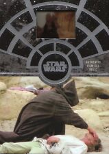 Star Wars A New Hope 40th Anniversary Authentic Film Cel Relic Card #Fcc-12 Rare