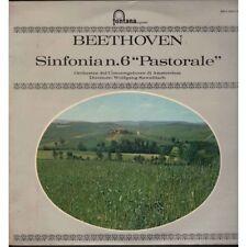 Concertgebouw Di Amsterdam / W. Sawallisch Lp Beethoven Sinfonia N 6 Pastorale
