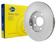 BMW 5 Series F10 F11 518d,520,523i Front Brake Disc 330mm Comline 34116794429