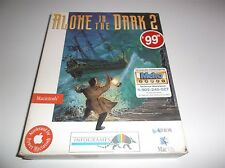 ALONE IN THE DARK 2 PC CD-ROM MAC VERSION GAME BIG BOXED VERSION