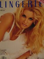 Playboy Lingerie July August 1995 | Jenny McCarthy     A8#10896