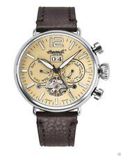 Ingersoll Men's IN1230CR Nakota Automatic Self Wind Watch Dark Brown