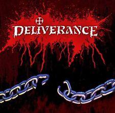 DELIVERANCE - Same (LIM.BLACK V.*REMAST. REREL.*US THRASH '89*AGENT STEEL*TOXIK)