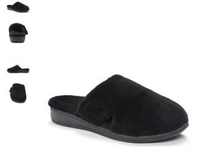 Vionic Gemma Black Slide Slipper Sandal Women's sizes 5-12 NEW!!!