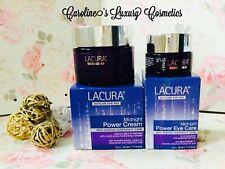 Lacura 💖 Midnight Power Cream 50ml & Eye Cream 15ml 💖New