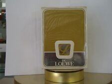 L de LOEWE  Eau de TOILETTE splash 120 ml RARE VINTAGE '70 ORIGINAL