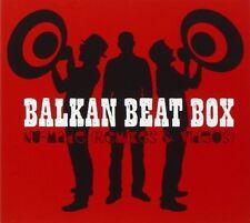 BALKAN BEAT BOX - NU-MADE (REMIXES & VIDEOS)  CD + DVD NEU