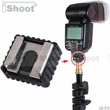 Hot Shoe Mount Adapter for Flash Holder/Bracket&Metz AF-58 54 50 48 44 36 Series