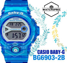 Casio Baby-G For Running Series Ladies' Watch BG6903-2B AU FAST & FREE*