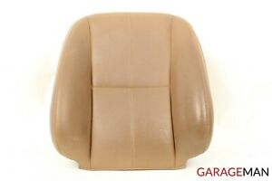 07-09 Mercedes W221 S450 S550 Front Left or Right Top Upper Seat Cushion Brown