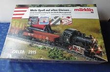 marklin delta starter set never used new in box 2915 ho trains train