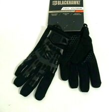 NEW BLACKHAWK! GT001BK2XL FURY UTILITARIAN TACTICAL GLOVE BLACK XXL