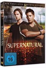 Supernatural - Staffel 8 (2014) Season 8 - DVD - NEU&OVP