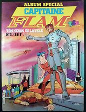Capitaine Flam Album Spécial 1981 TBE
