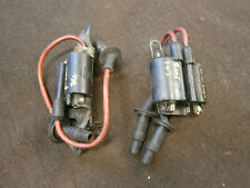 Honda VFR400 NC21 VFR 400 NC 21 86 87 ht coils complete set of 4 spark lead cap