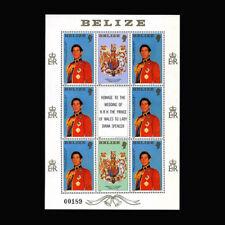 Belize, Sc #552, MNH, 1981, S/S Royalty, Prince Charles, 12HAIcx