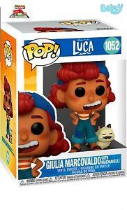Funko 55762 POP Disney: Luca Giulia Marcovaldo Disney Channel Toys & Figures