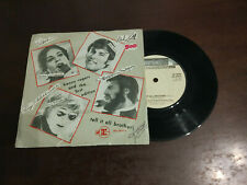 KENNY ROGERS & FIRST EDITION *TELL IT ALL BROTHER* 7'' PORTUGUESE EDITION EXC