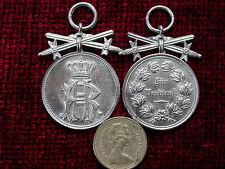 Replica Copy WW1 REUSS Medal of Merit with Swords  Reuss Cross of Honour 1909-18