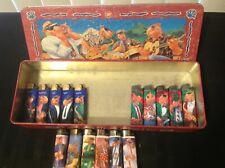 Joe Camel Hard Pack Butane lighter Collection with Tin