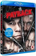 WWE Payback 2013 (Blu-ray 2013) New  Region B