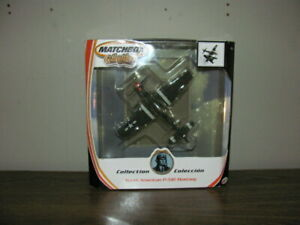 Matchbox Collection 1:72 Scale North American P-51D Mustang Bud Anderson