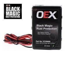 Anti Rust Protection Device Electronic System Black Magic Easy DIY Installation