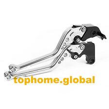 For Triumph Trophy/SE 2013-2016 Long Clutch Brake Levers  2014 2015 Adjustable