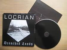 Locrian – Drenched Lands, CD, Digi