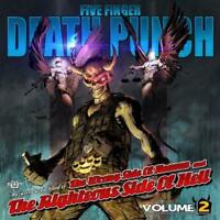 Five Finger Death Punch - The Wrong Side Of Heaven & The Rig - Volume 2 (NEW CD)