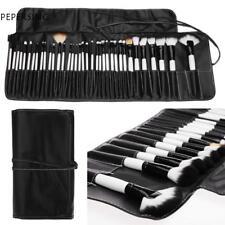 ro 36 Pcs Brochas De Maquillaje Cosmetic Set Kit + Soft Pouch Eyeshadow New @