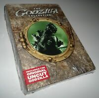 TOHO Godzilla Collection Master Volume 1-2 Uncut Gojira Mechagodzilla 8 DVD Set