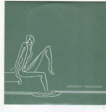 (FG688) Carla Bruni, L'Amoureuse - 2008 DJ CD