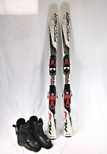Fischer or sim. 130cm Ski Kids Package, w Bindings, Dalbello Boots (or similar)