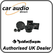 "Rockford Fosgate T1675-S 6.75"" Power Series 120W 2-Way Component Speaker System"