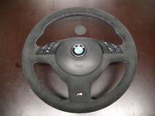 BMW M-Tech steering wheel Alcantara triColor COMPLETE E46 M3 E38 E39 M5 E53 7 5