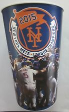 NY Mets 2015 National League Champ Citi Field Stadium Collectors Cup Mets 28 Oz