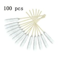 Big Bamboo Cotton Swab SticksThicker Cotton,Cotton Buds for Cat Dog Ear Wax I...