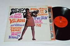 OUT OF SIGHT! Compilation LP 1967 Design USA Paul Revere The Hi Lifes Beachnuts+