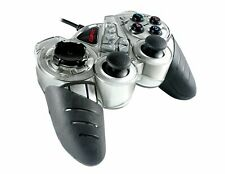CLiPtec� RZG330 USB Game Pad for PC Force-X Action Dual Vibration Pad Controller