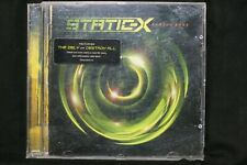 Static-X ‎– Shadow Zone  - CD (C827)