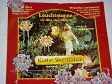 Lot of 130 Käthe Wohlfahrt Christmas Light Covers Made In Germany
