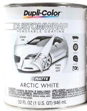 1 Dupli Color Customwrap Removable Coating Matte Arctic White Spray On Peel Off