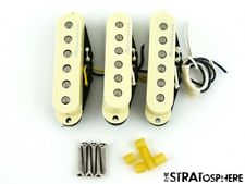 USA Fender Jeff Beck Hot Noiseless PICKUP SET Stratocaster American Pickups