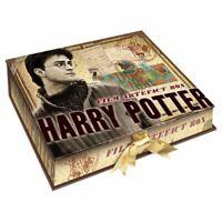 Harry Potter Artefact Coleccionistas Caja - Hogwarts Etiqueta de Equipaje Letra