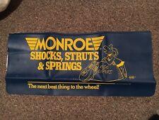 Vintage NOS Monroe Shocks Struts And Springs Fender Cover