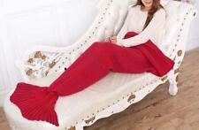 Coperte rossi misto cotone