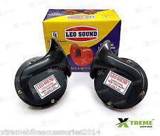 XTREME LEO Windtone Skoda Black Horn For Yamaha RX-135