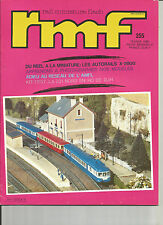 RMF N° 255 AUTORAILS X-2800 / PHOTOGRAPHIER / 221 NORD / PONT & TUNNELS